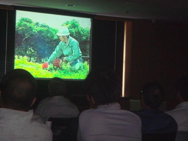 安全講習会2012